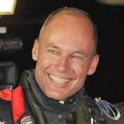 Bertrand Piccard, Initiator, Chairman and Pilot